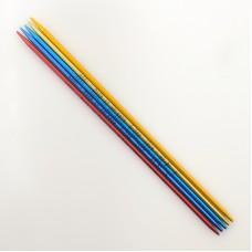 Спицы, чулочные, сверхлегкие addiColibri, №2,5, 15 см. 5 шт.